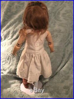 Antique Simon & Halbig 15 Doll Marked S & H 1009 DEP
