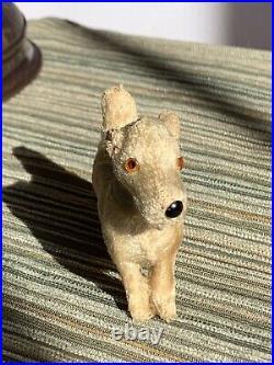 Antique Terrier Fripon Salon Dog Kestner Jumeau French fashion doll companion 3