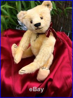 Antique / Vintage exquisite German Steiff Teddy Bear 1930s with button