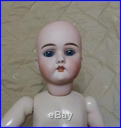 Antique doll M. HANDWERCK 21 inches