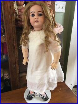Antique kammer reinhardt doll