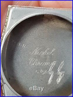 Antique montre wehrmacht WAFFEN SS NAZI HITLER VINTAGE MEN'S GERMAN ARMY watch