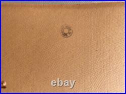 Antique sample card with 3 Kestner Googlys-Bunnys