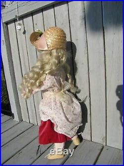 Beautiful Heinrich Handwerk Halbig 26 In Antique German Doll