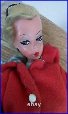 Bild lilly vintage doll german Hausser original