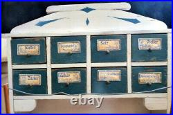 C. 1900 ANTIQUE GERMAN GROCERY 112 DOLLHOUSE Room Box Diorama Store