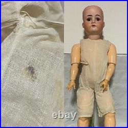 Cuno Otto Dressel 1912-4 Antique Bisque German 23 Doll