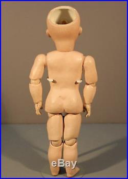 Darling Antique'kestner' Doll Rare Character Mold # 185