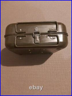 Enders 9061 Vintage German Army camp stove NEW WITH TAGS (NEVER USED) from 1960