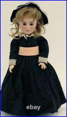 Extremely RARE 13 Antique C1910 Simon Halbig 1303 DEP Marquis Doll