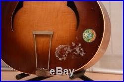 Framus Tango Project 1950s German Vintage Arctop Guitar Gitarre