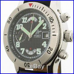 GERMAN Automatic Full-calendarium DATE Diver-Design1226
