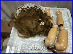 German Antique Bisque Queen Louise Doll 305 /10