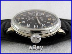 Junghans Laco Aviator German Pilots 1939-1945 Vintage Germany Men's Watch