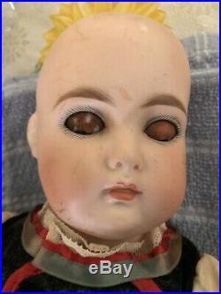 Kammer & Reinhardt #192 antique doll
