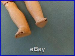 Kestner 168 German Bisque Doll Letter Square Teeth Mold 20
