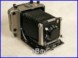 Linhof Technika Rare Antique Vintage Camera German Made