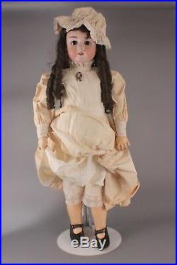 Lovely Antique 32 Heinrich Handwerck Doll