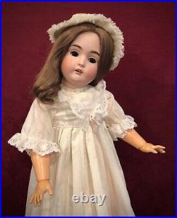 Lovely Antique Kestner Bisque Doll Mold 171 with Original Marked Body