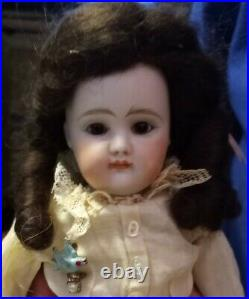 NEW! 15 Antique Kestner Closed Mouth Doll Marked #4 -As Is 9