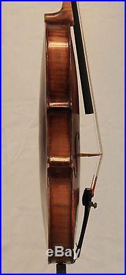 Nice old antique 4/4 Violin labeled Joh Bapt Schweitzer Vintage German
