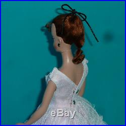 Orig Vintage Extremely Rare Auburn / Red Haired German Bild LILLI Doll Nmint
