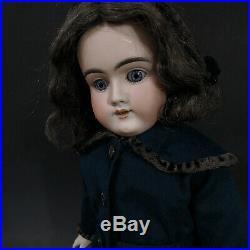 RARE. Head (ONLY) for antique doll with beveled rim. Heinrich Handwerck DEP 99