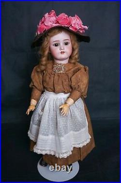 SALE Antique German Bisque Simon & Halbig Bergman 24 Doll