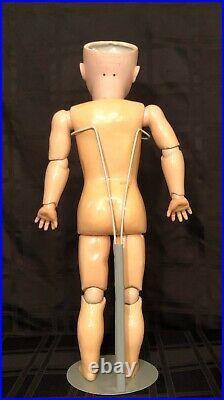 Stunning Antique Kestner Bisque Doll Mold # 167 Original Marked Body