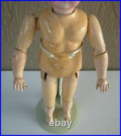 Stunning Antique SH Simon & Halbig 939 Doll Bisque Head 19 Doll Compo Body #JD5