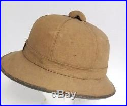 Vintage / Antique World War I / WW II German Pith Helmet
