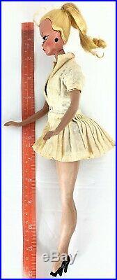 Vintage Bild Lilli Doll First Barbie 1960s Girls German Original Toy 11 inch