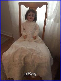 Vintage OLD Rare Antique Kestner 27 164 Beautiful Doll With Provenance German