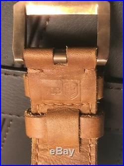 Vintage VDB Handmade VIII SE Bronze Prototype Automatic 45mm Bronzo 1/1 German
