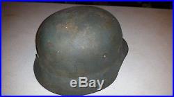 World war 2 II ww2 german helmet vintage antique