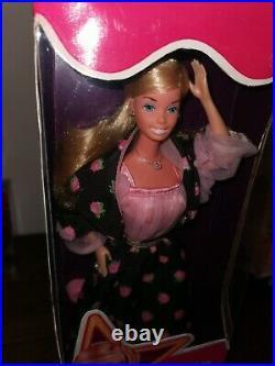 Wow Vintage Very Rare 1976 1980 German Superstar Barbie Doll Nrfb